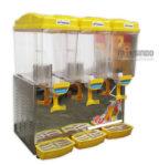 Jual Mesin Juice Dispenser 3 Tabung (17 Liter) – DSP17x3 di Mataram