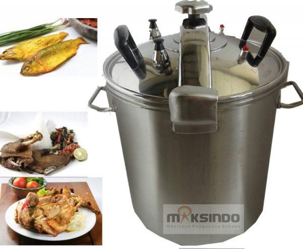 Jual Mesin Panci Presto 51 Liter Stainless (PRC50) di Mataram
