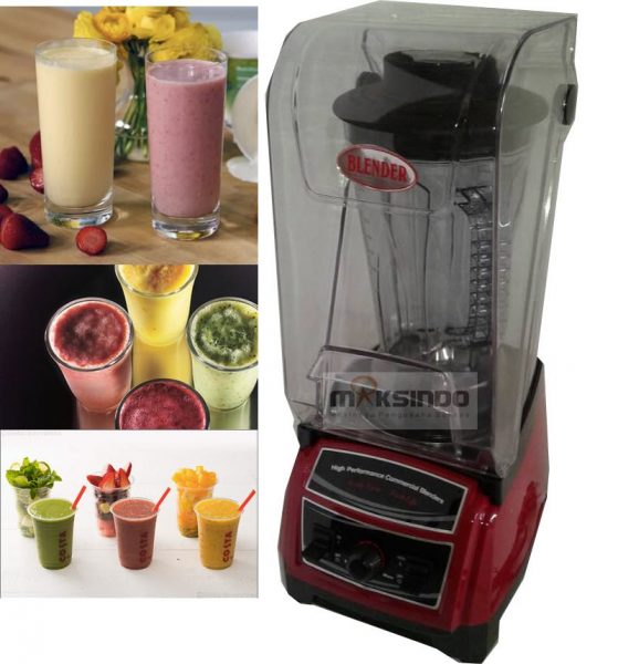 Jual Mesin Blender Komersial Heavy Duty (BL96) di Mataram