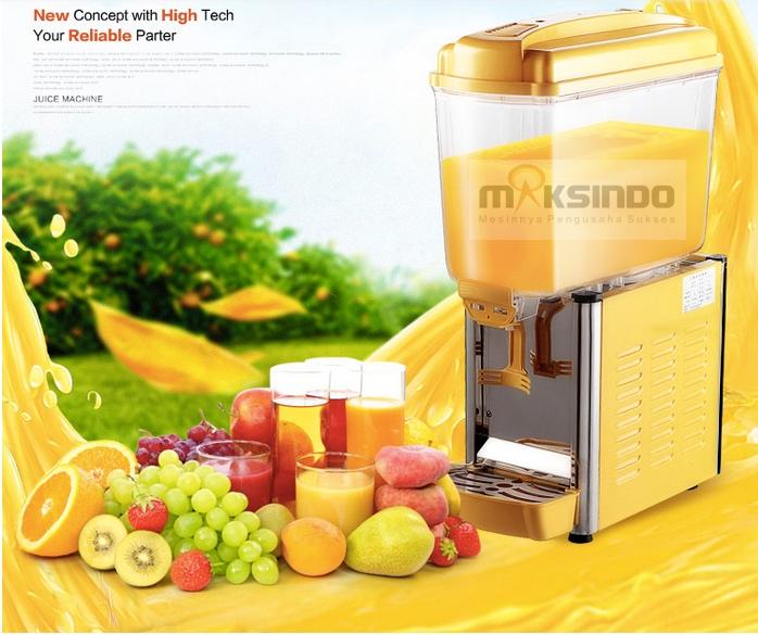 Jual Mesin Juice Dispenser 1 Tabung 15 Liter – DSP-15×1 di Mataram