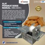 Jual Alat Pengikat Sosis Manual (MKS-SS44) di Mataram