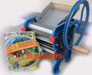 Jual Cetak Mie Manual Untuk Usaha (MKS-150) di Mataram