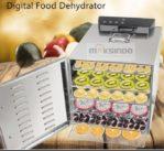 Jual Mesin Food Dehydrator 6 Rak (FDH6) di Mataram