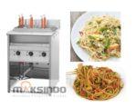 Jual Mesin Pemasak Mie (Gas LPG) di Mataram
