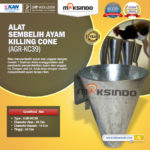 Jual Killing Cone Alat Sembelih Ayam di Mataram