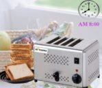 Jual Mesin Bread Toaster (Roti Bakar-D04) di Mataram