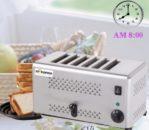 Jual Mesin Bread Toaster (Roti Bakar-D06) di Mataram
