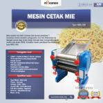 Jual Mesin Cetak Mie (MKS-200) di Mataram