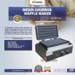 Jual Mesin Churros Waffle Maker (MKS-CW12) di Mataram