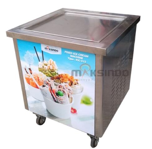 Jual Mesin Fry Ice Cream (Es Krim Roll Goreng) di Mataram