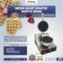 Jual Mesin Heart Shaped Waffle Maker (MKS-HSW01) di Mataram
