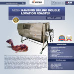 Jual Mesin Kambing Guling Double Location Roaster (GRILLO-LMB55) di Mataram