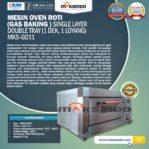 Jual Mesin Oven Roti Gas (MKS-GO11) di Mataram