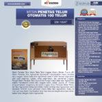 Jual Mesin Penetas Telur Otomatis 100 Telur (EM-100AT) di Mataram
