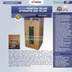 Jual Mesin Penetas Telur Otomatis Kapasitas 500 Telur (EM-500AT) di Mataram