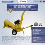 Jual Mesin Perajang Kayu dan Ranting Pohon – KP15 di Mataram
