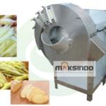 Jual Mesin Perajang Serbaguna Bentuk Chip dan Stick – MKS-VGT250 di Mataram