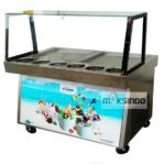 Jual Mesin Roll Fry Ice Cream RIC36x2 di Mataram