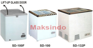 Jual Mesin Sliding Flat Glass Freezer di Mataram