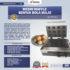 Jual Mesin Waffle Bentuk Bola Bulat (BLS12) di Mataram