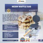 Jual Mesin Waffle Gas (WFL01) di Mataram