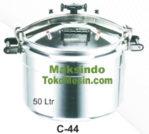Jual Panci Presto Alumunium 7 -135 Liter di Mataram