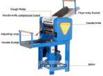 Jual Mesin Cetak Mie Industrial (MKS-500) di Mataram