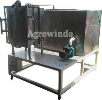 Jual Mesin Vacuum Drying (Pengering Vakum) di Mataram