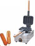 Jual Mesin Gas Stick Waffle (Hot Dog Waffle) – SW04 di Mataram