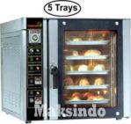 Jual Mesin Oven Roti dan Kue Model Listrik di Mataram