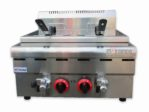 Jual Counter Top 2-Tank 2-Basket Gas Fryer di Mataram