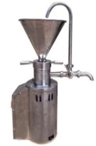 Jual Mesin Pembuat Selai Kacang dan Buah (Colloid Mill) di Mataram