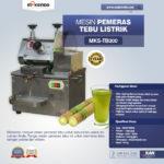 Jual Mesin Pemeras Tebu Listrik (MKS-TB300) di Mataram