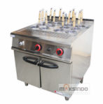 Jual Gas Pasta Cooker With Cabinet MKS-901PC di Mataram