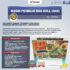 Jual Mesin Pembuat Egg Roll (Gas) MKS-ERG002 di Mataram