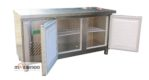 Jual Meja Kerja + Lemari Pendingin (Working Table With Freezer) MKS-WTS201 di Mataram