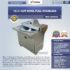 Jual Mesin Cut Bowl Full Stainless (QW620A) di Mataram