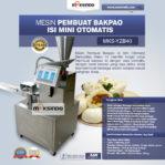 Jual Mesin Pembuat Bakpao Isi Otomatis di Mataram