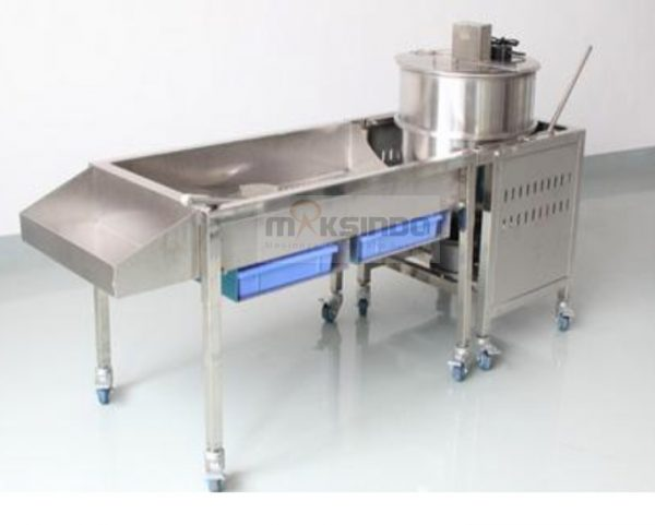 Jual Mesin Popcorn Industrial Caramel (Gas) – CRM880 di Mataram