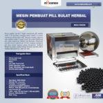 Jual Mesin Pembuat Pill Bulat Herbal (FMS99) di Mataram