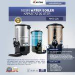 Jual Mesin Water Boiler 16 Liter (MKS-D20) di Mataram