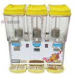 Jual Mesin Juice Dispenser 3 Tabung (17 Liter)-ADK-17×3 di Mataram