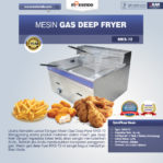Jual Mesin Gas Deep Fryer MKS-72 di Mataram