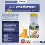 Jual Mesin Juice Dispenser (ADK-17×1) di Mataram