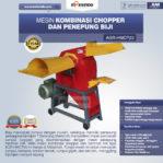 Jual Mesin Kombinasi Chopper dan Penepung Biji (HMCP20) di Mataram