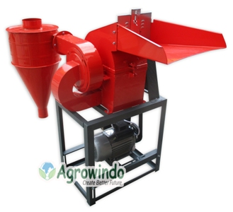 Jual Mesin Penepung Hammer Mill Listrik (AGR-HMR20) di Mataram