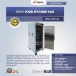 Jual Mesin Food Warmer Kue MKS-DW160 di Mataram