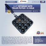 Jual Alat Takoyaki (16 Holes Takoyaki Plate) ARD-TKY16 di Mataram