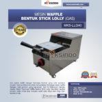 Jual Mesin Waffle Bentuk Stick Lolly (Gas) MKS-LLG40 di Mataram