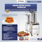 Jual Mesin Cetak Sosis Hidrolik MKS-HDS280 di Mataram